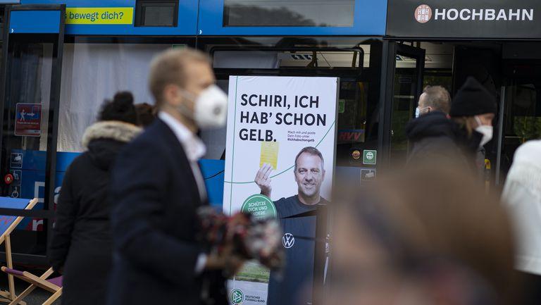 В Германия вече няма да отлагат мачове при карантина на някой от отборите