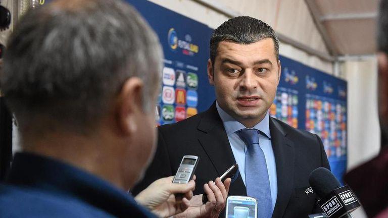 УЕФА праща сърбин да следи Конгреса