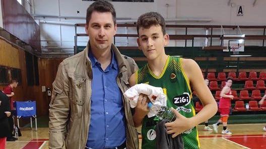Българин стана MVP на Европейската младежка лига по баскетбол
