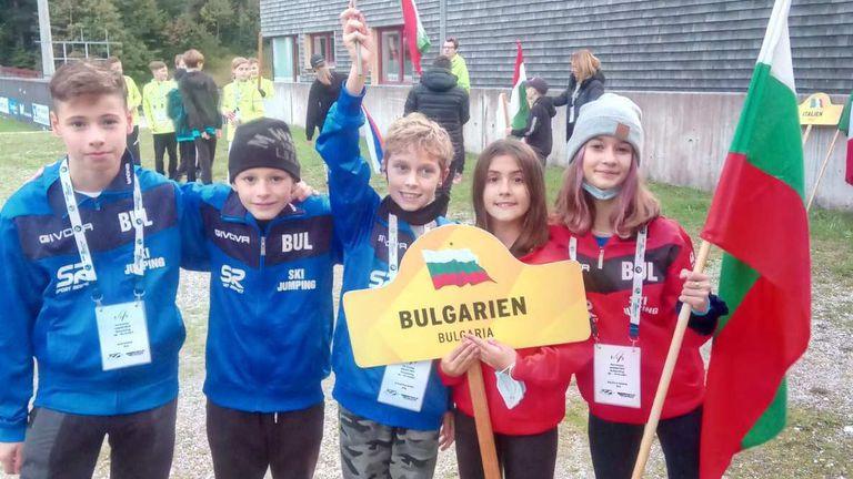Талантите ни в ски скока със стартове в Руполдинг