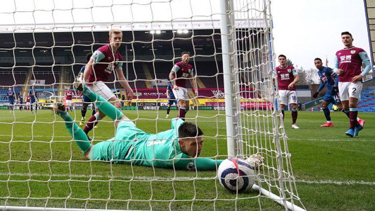 Бърнли - Арсенал 1:1