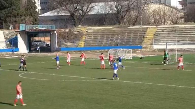 Спартак (Варна) - Спортист (Ген. Тошево) 5:0
