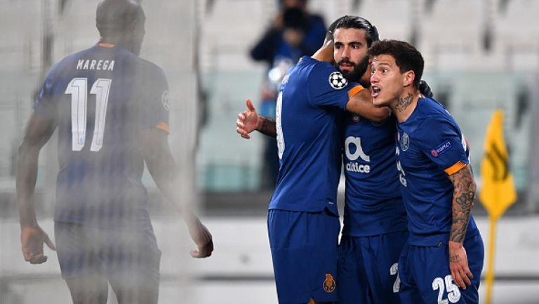 Десетима от Порто съсякоха Ювентус след страхотен трилър в Торино