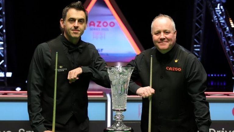 Рони и Хигинс няма да играят в Gibraltar Open