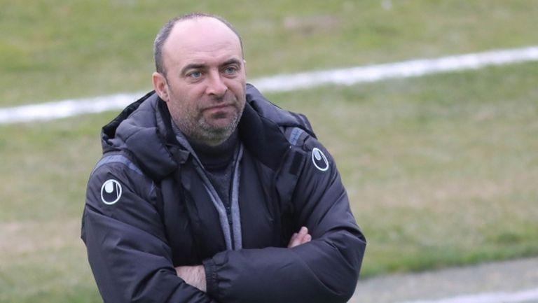 Саша Симонович: Показахме, че градим отбор, пожелавам на Локомотив да вдигне Купата