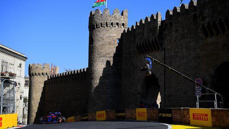Гран При на Азербайджан във Формула 1 остана без зрители