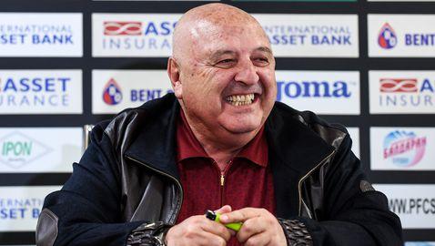 Венци Стефанов: Бербатов ще бъде ошамарен на конгреса, хората не вярват на балалайки