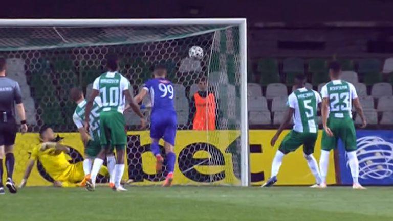 Боруков с втори гол срещу Берое