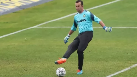 Георги Петков остава в Славия и за следващия сезон