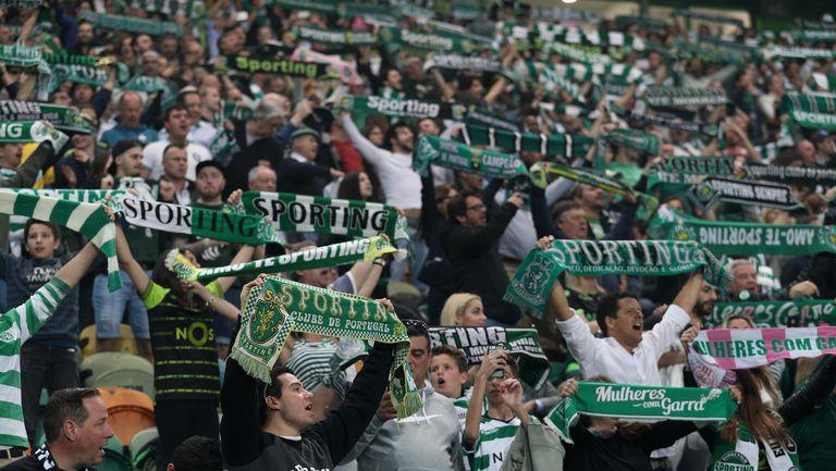 Португалските власти разследват масово събиране на футболни фенове