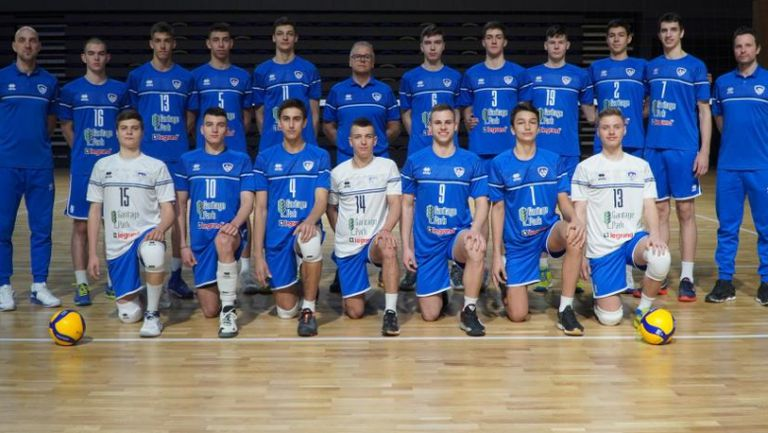 Левски, ЦСКА, Славия и Берое 2016 тръгнаха с победи за юноши U20 🏐