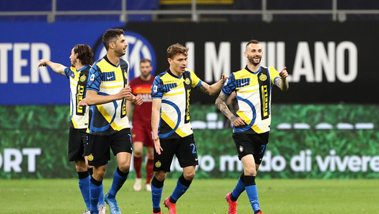 Интер надви Рома и записа 15-а поредна шампионатна победа у дома