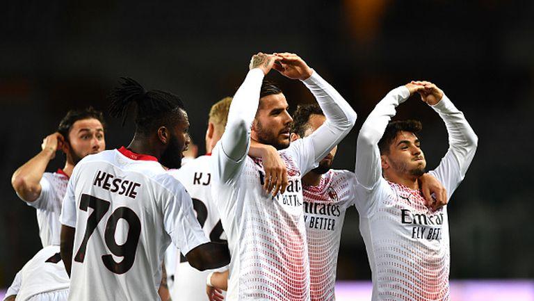 Милан размаза Торино със 7:0 и е на крачка от завръщане в ШЛ