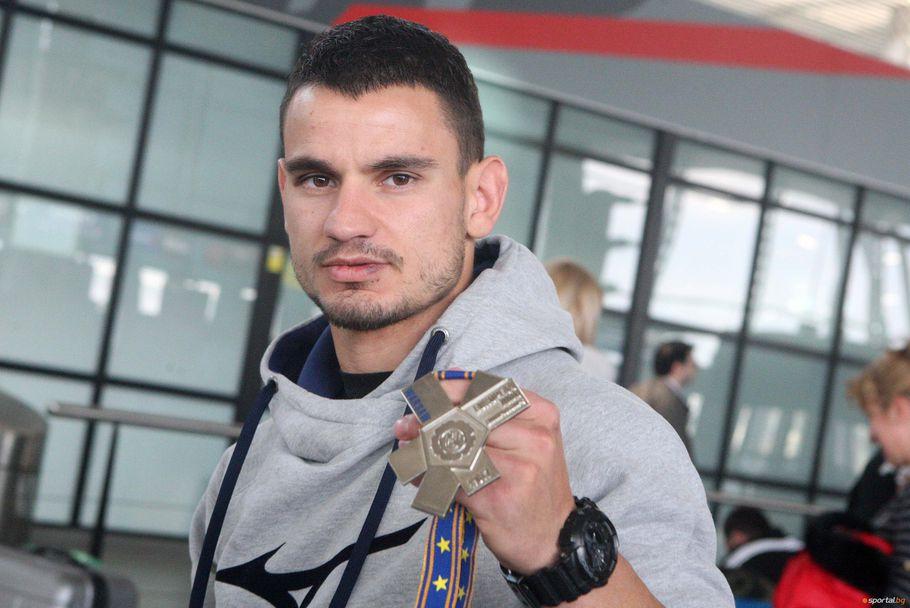 Джудистите се завърнаха със сребърен медал от Европейското във Варшава