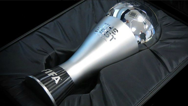 Ето това е новата награда FIFA The Best (снимки)