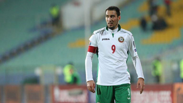 Попето: Никой не ме подкрепи след дузпата срещу Малта