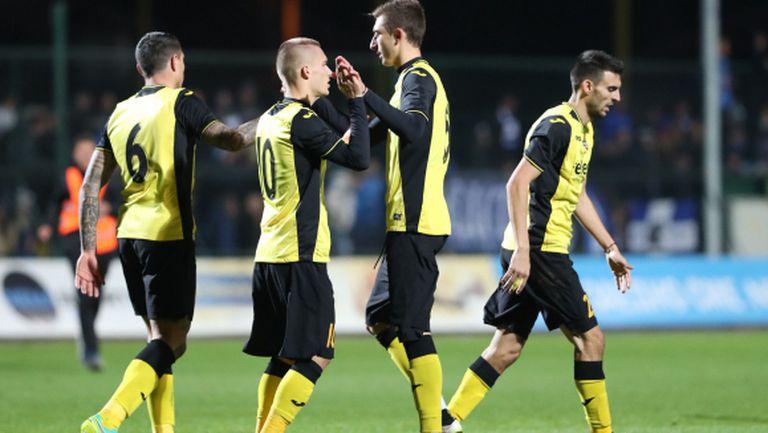 Ботев (Пловдив) няма да бърза с трансфер на Серкан Юсеин