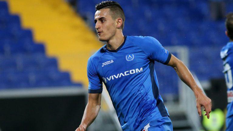 Три отбора от Италия искат титуляр на Левски