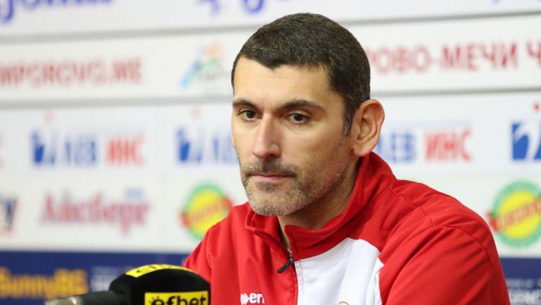 Сашо Попов: Този мач го дължим на Мариян Колев (видео)