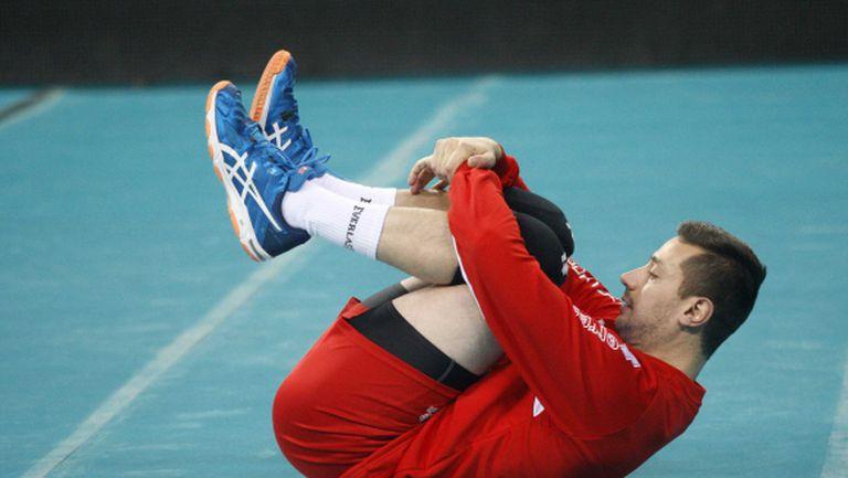 """Мартин Божилов: Да играеш в """"Арена Армеец"""" е много приятно"""