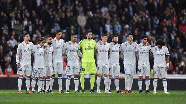 Реал Мадрид е на върха по финансови печалби в анализ на клубовете на УЕФА