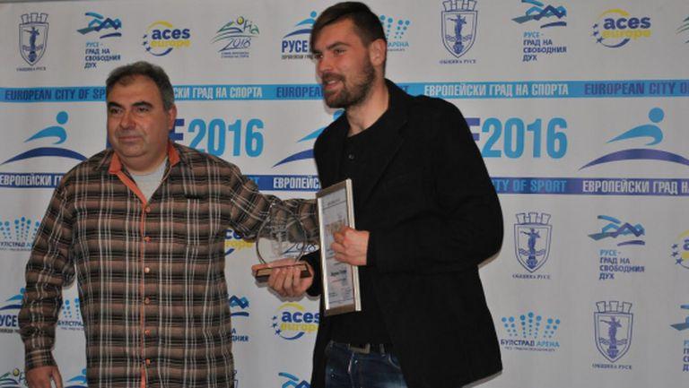 "Дунав (Русе) обра наградите за ""Спортист на годината"""