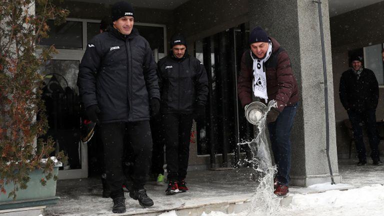 Славия заминава на лагер в Турция