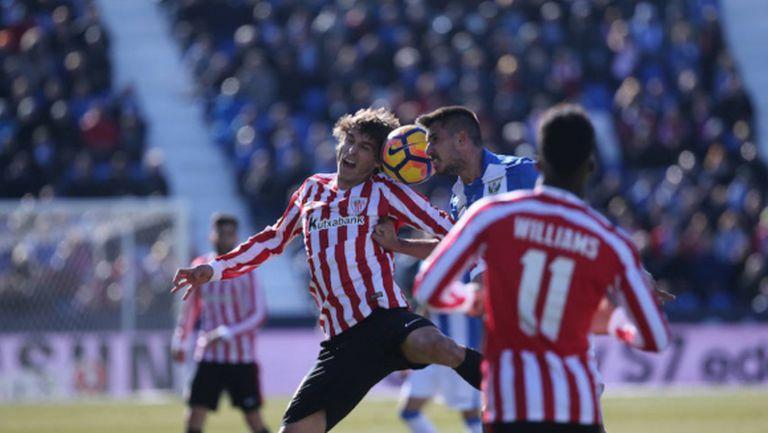 Атлетик Билбао се провали край Мадрид