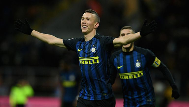 Интер с пета поредна победа след обрат срещу Киево (видео и галерия)