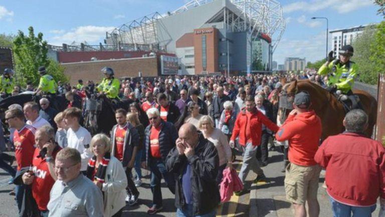 Манчестър Юнайтед назначи експерт по антитероризъм