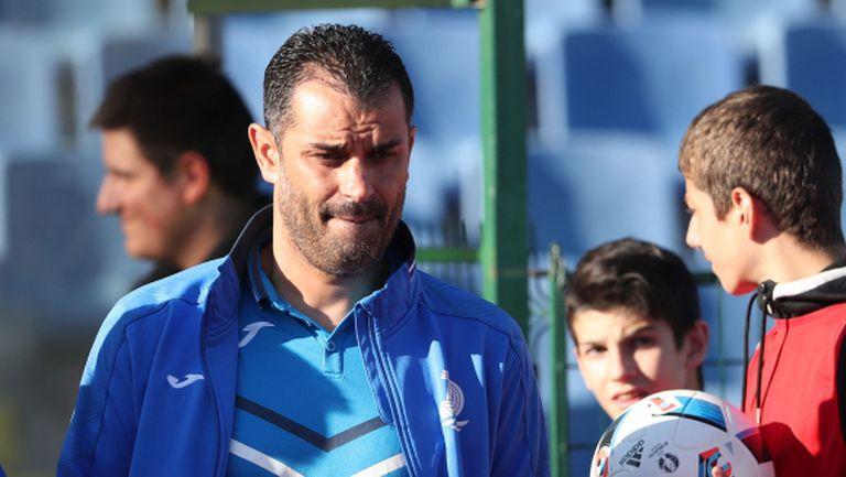 Треньорът на Дунав: Много хора ме подценяват, но то си е за тяхна сметка