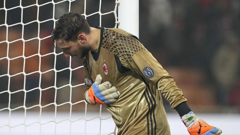Донарума: За мен е чест да нося фланелката на Милан