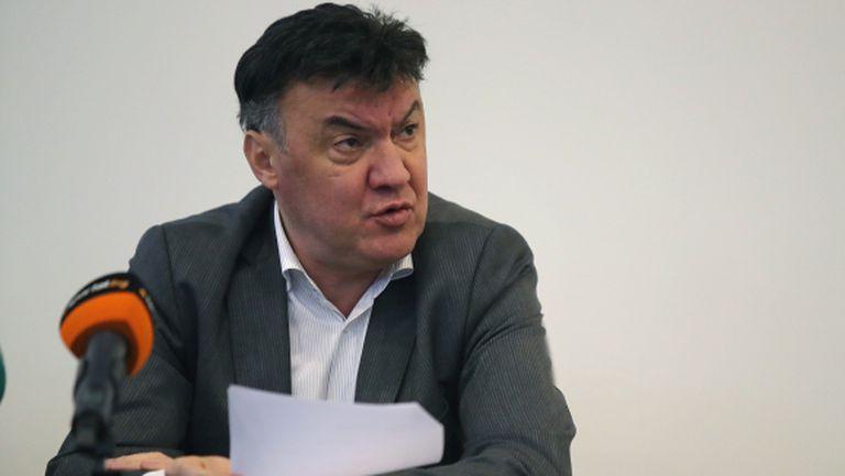 Боби ще открива турнир по футзал във Варна