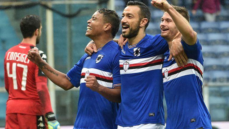 Сампдория - Торино 2:0