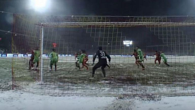 Арсенал (Тула) - Анжи 1:0
