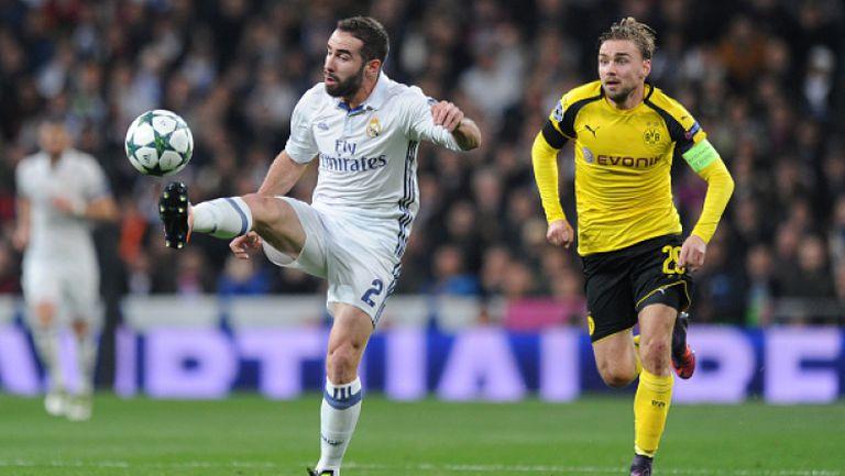 Реал (Мадрид) - Борусия (Дортмунд) 2:2