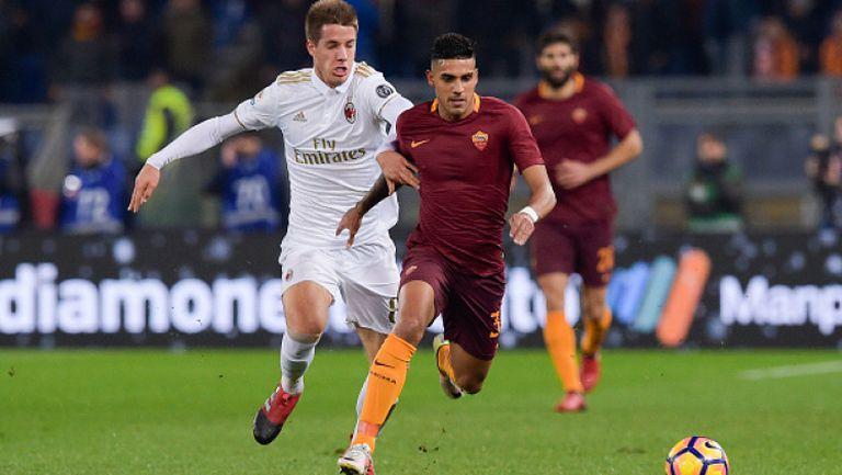 Рома - Милан 1:0