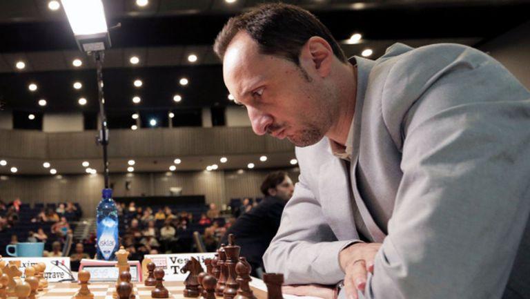 Топалов започва срещу германец на Шахматния фестивал в Гибралтар