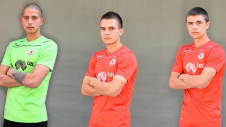 Млад талант на ЦСКА-София: Пътят от младежкия към мъжкия футбол е дълъг