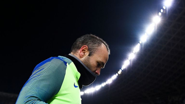Барселона без Иниеста и Бускетс срещу Реал Сосиедад