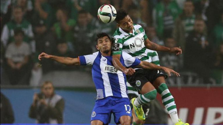 Спортинг (Лисабон) - Порто 2:0