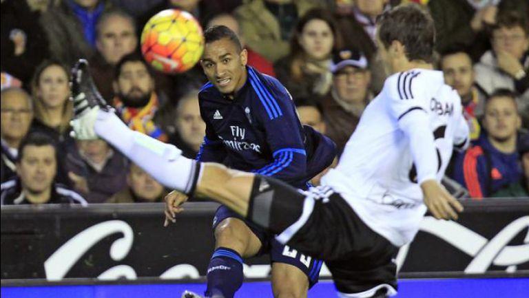 Валенсия - Реал (Мадрид) 2:2