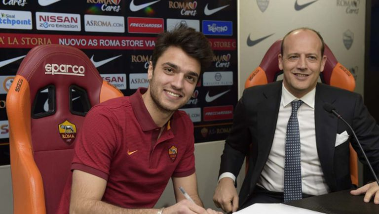 Официално: Рома привлече халф на Лион