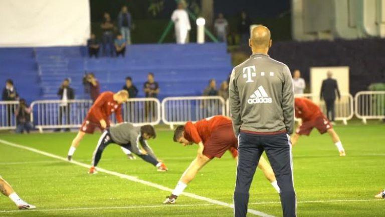 Байерн започна подготовката си в Доха
