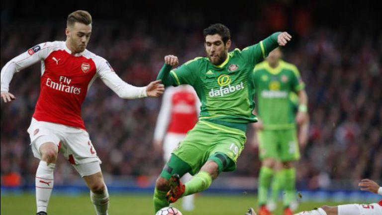 Арсенал - Съндърланд 2:1