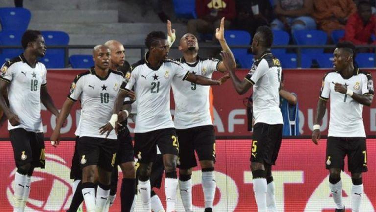 Гана на Авраам Грант стигна полуфиналите
