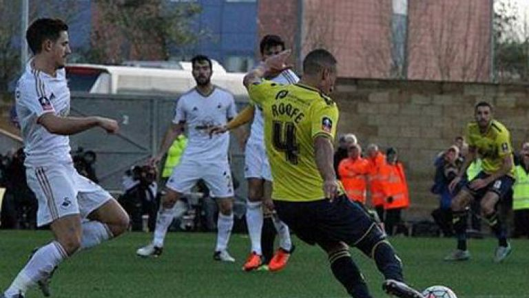 Оксфорд Юнайтед - Суонзи Сити 3:2