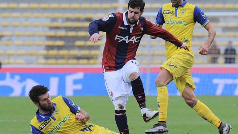 Болоня - Киево 0:1