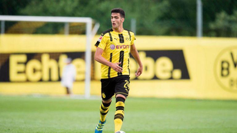 Дортмунд се отметна от договорен трансфер