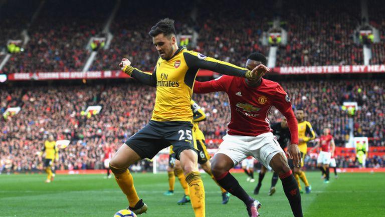 Футболист на Арсенал провали сделка заради заплатата на колега